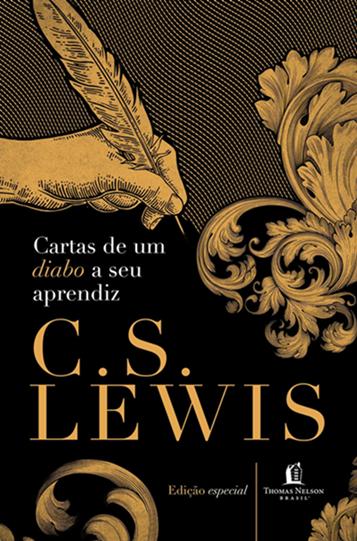 Cartas de um diabo a seu aprendiz - C.S. LEWIS