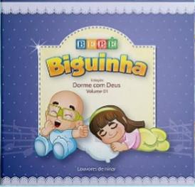 CD Biguinha Canções de Ninar
