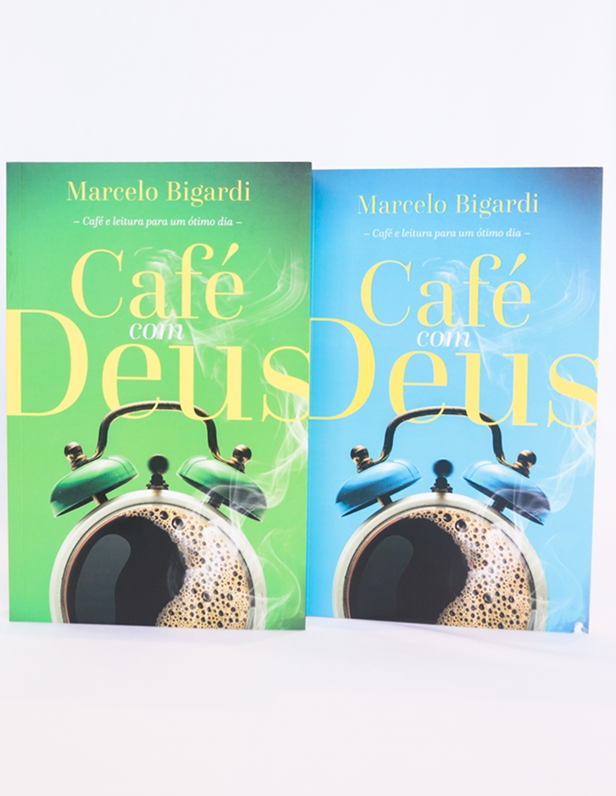 Kit Devocional Café Com Deus
