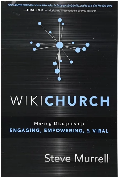 WikiChurch - Steve Murrell
