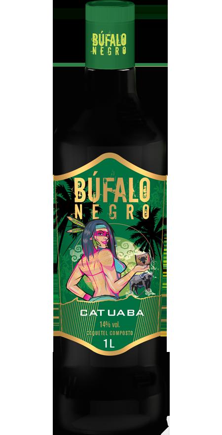 Catuaba Búfalo Negro 1L