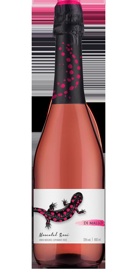 Espumante Moscatel Rosé Di Mallo 660ml