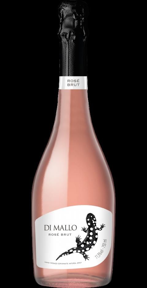 Espumante Rosé Brut Di Mallo 750ml