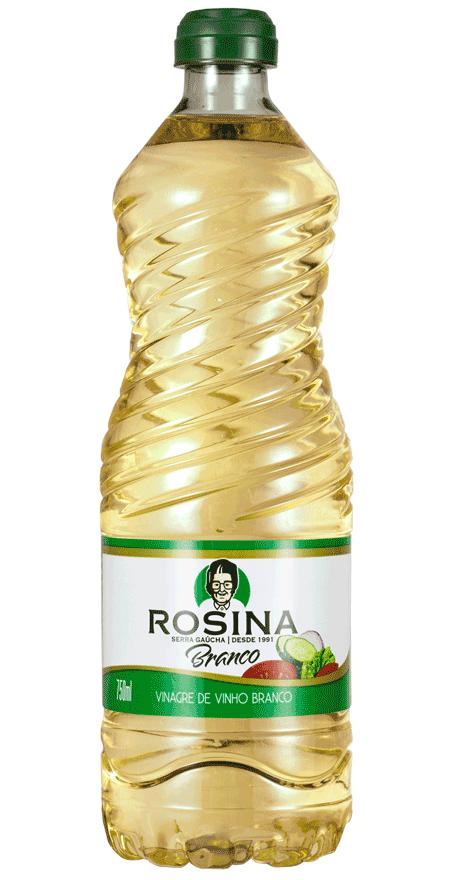 Vinagre Vinho Branco Rosina 750ml