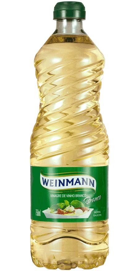 Vinagre Vinho Branco Weinmann 750ml