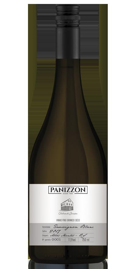 Vinho Branco Fino Sauvignon Blanc Panizzon 750ml