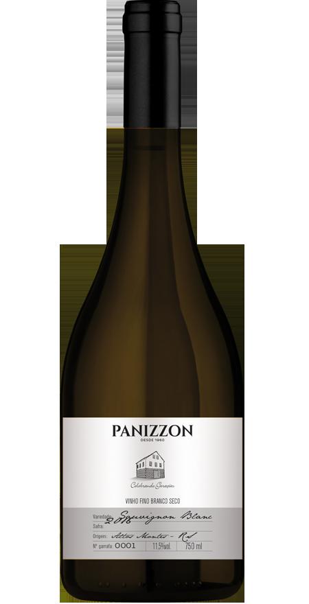 Vinho Branco Fino Sauvignon Blanc Panizzon 750ml Caixa com 6 Garrafas 3% de desconto