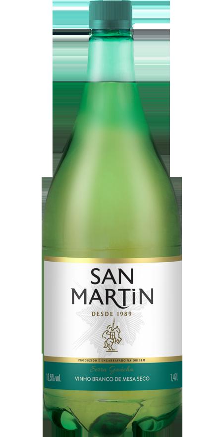 Vinho Branco Seco San Martin 1,4L