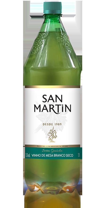 Vinho Branco Seco San Martin 1,9L