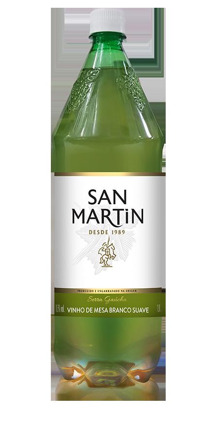 Vinho Branco Suave San Martin 1,9L