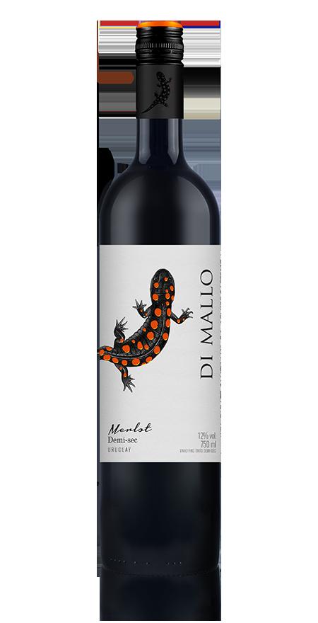 Vinho Tinto Demi-sec Merlot Di Mallo 750ml