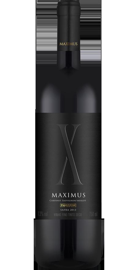Vinho Tinto Fino Maximus Panizzon 750ml Caixa com 6 Garrafas com 3% de desconto