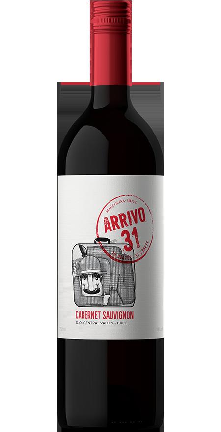 Vinho Tinto Seco Cabernet Sauvignon Arrivo 31 750ml