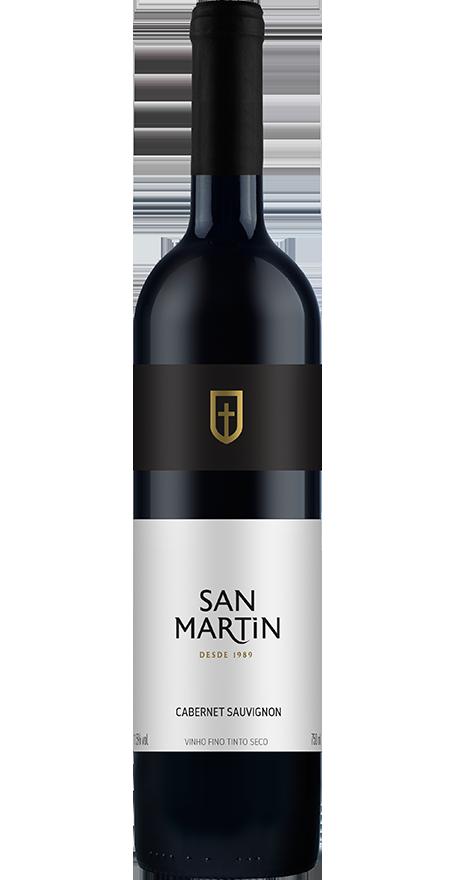 Vinho Tinto Seco Cabernet Sauvignon San Martin 750ml