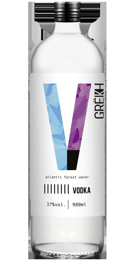 Vodka Grëkh 980ml