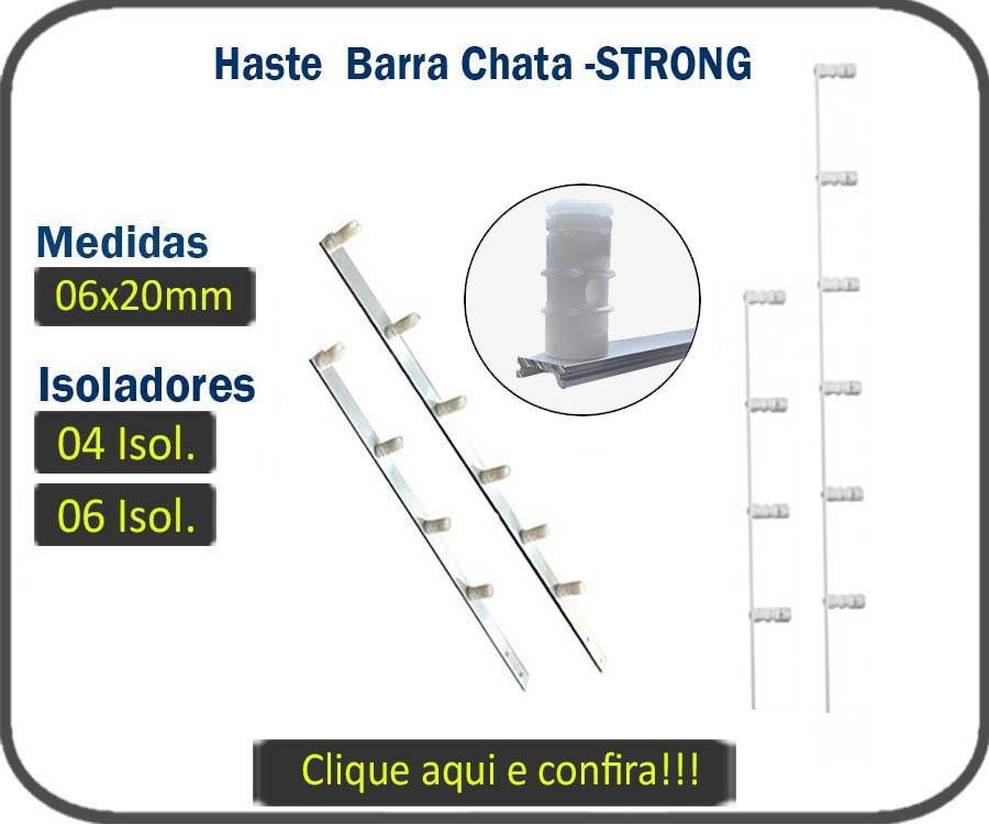 Haste Barra (STRONG) Alúminio