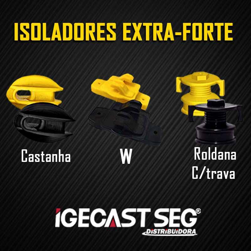 Isoladores Extra-Forte Igecast Seg