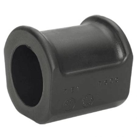 Bucha da barra estabilizadora do eixo da suspensão dianteira dimensões: ext. 59mm x int. 44mm x comp. 69,5mm