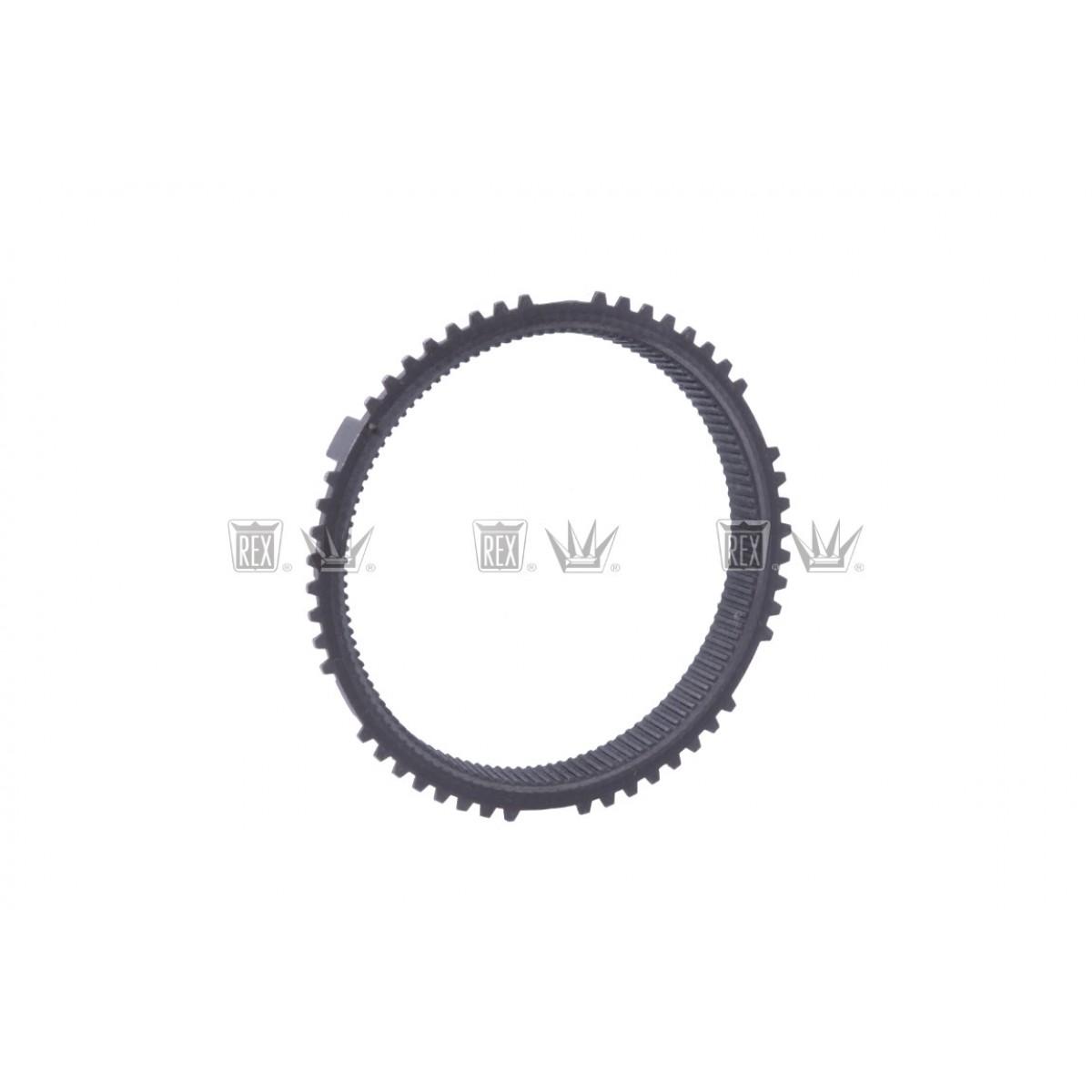 anel do sincronizado da 3ª marcha caixa cambio ZF - S5-42/420