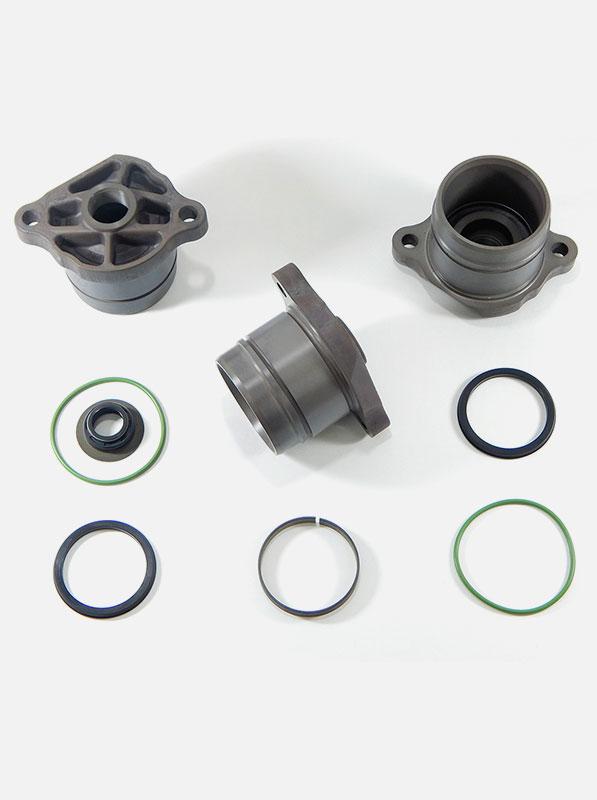 Cilindro reduzida com  kits caixa cambio Volvo  - Dinatec Pecas e Servicos