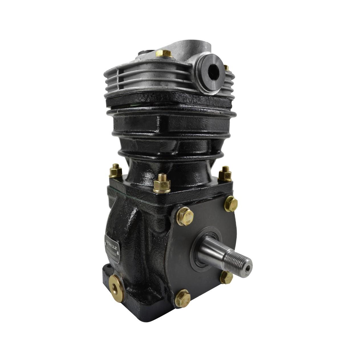 Compressor de ar monocilindro lk 1527 (kit agricola)  - Dinatec Pecas e Servicos