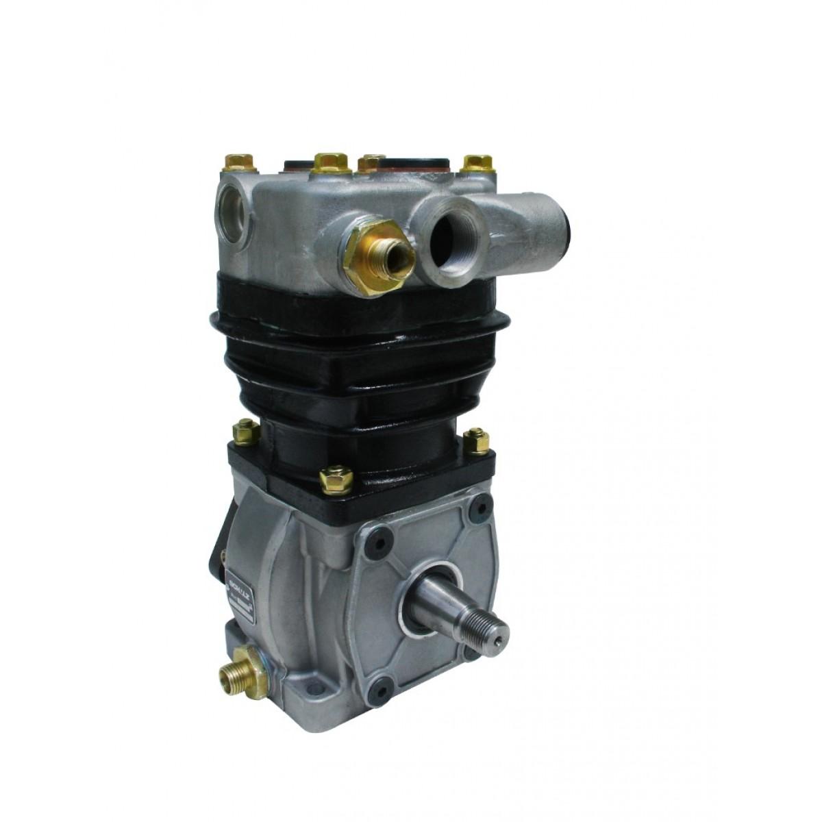 Compressor De Ar Monocilindro OM35 LK38 Mercedes Benz