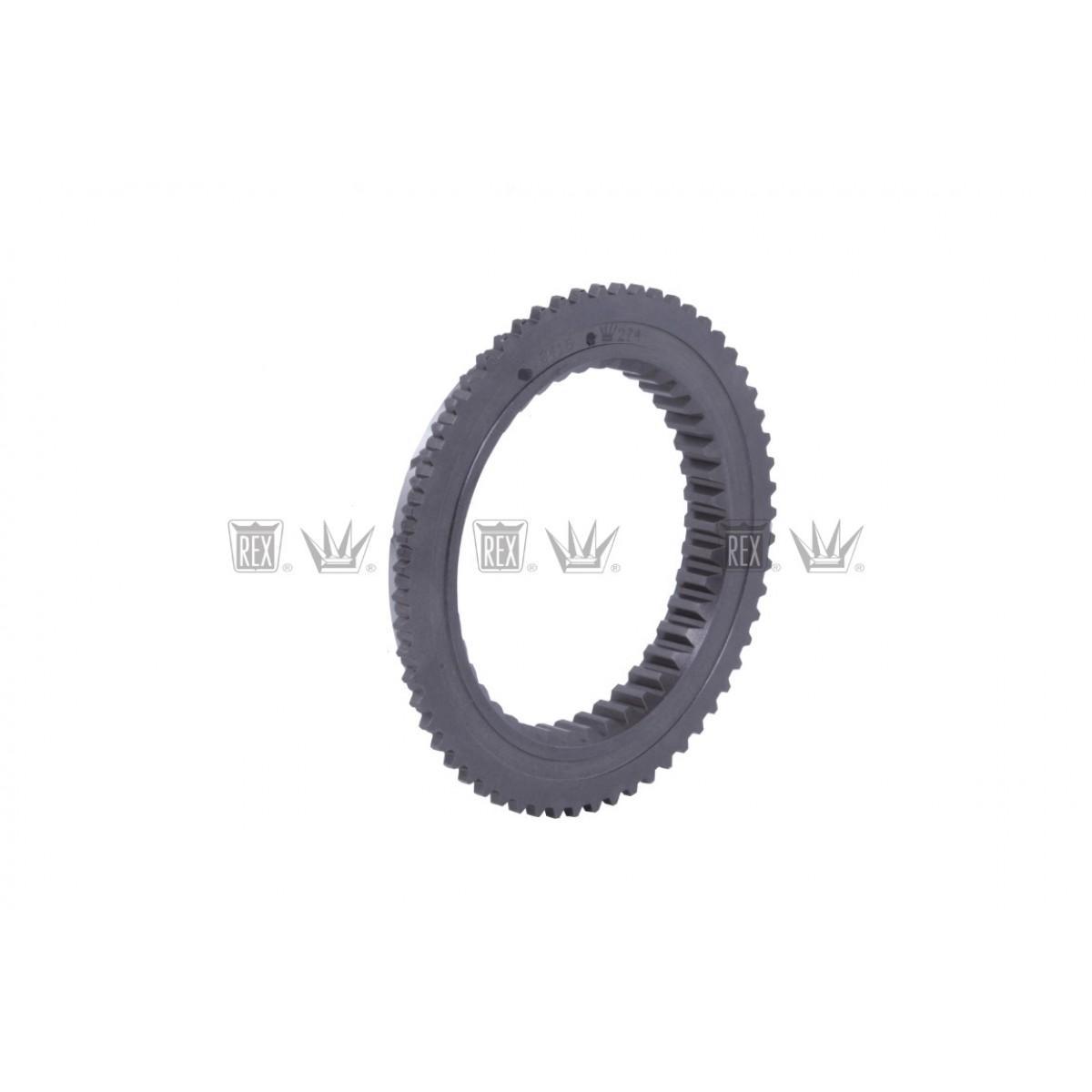 Cone do acoplamento da 3ª livre caixa cambio ZF S5-42/420