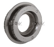 conjunto sincronizador 1/2 marcha caixa cambio Eaton FS5106A/FS6206A/FSB6206A