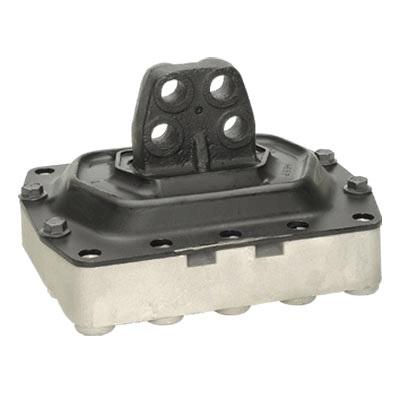 Coxim traseiro da suspensão do câmbio (com batente) (fabricado em alumínio)