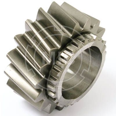 Engrenagem dianteira 17 dentes caixa ZG500-3W1.64 - 1314/1418/2214/2217/2318