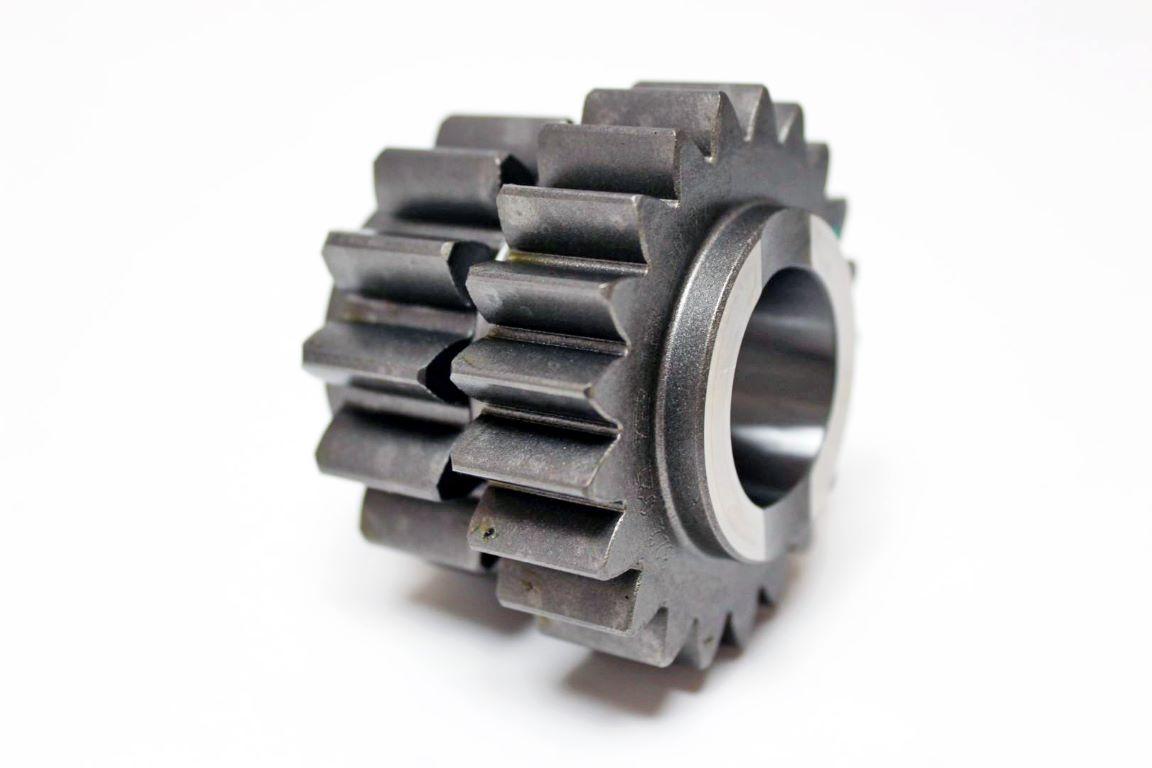 Engrenagem dupla da caixa de cambio tratores Massey Ferguson 660/680/7140/7150/7170/7180
