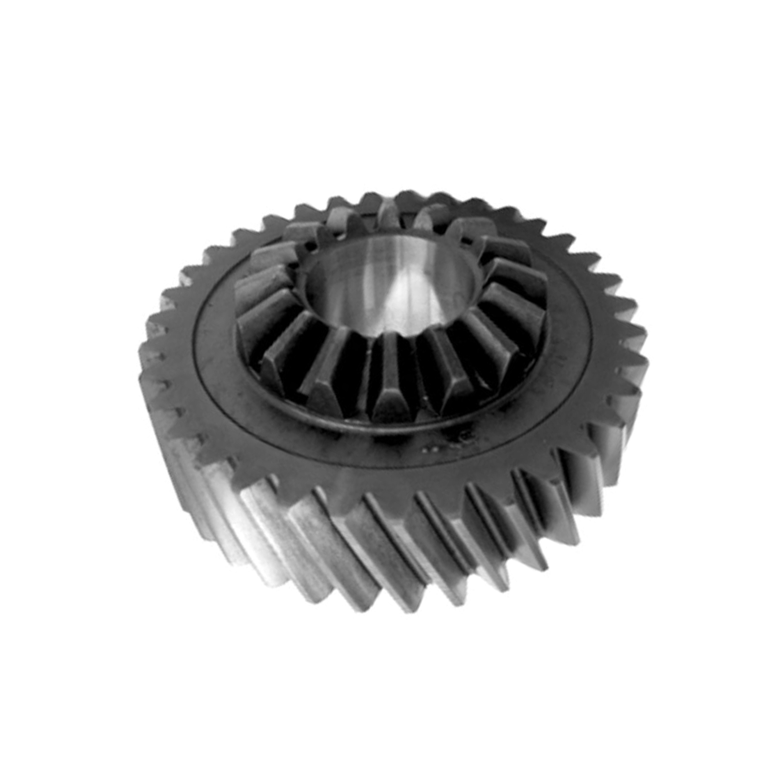 Engrenagem heliciodal motora