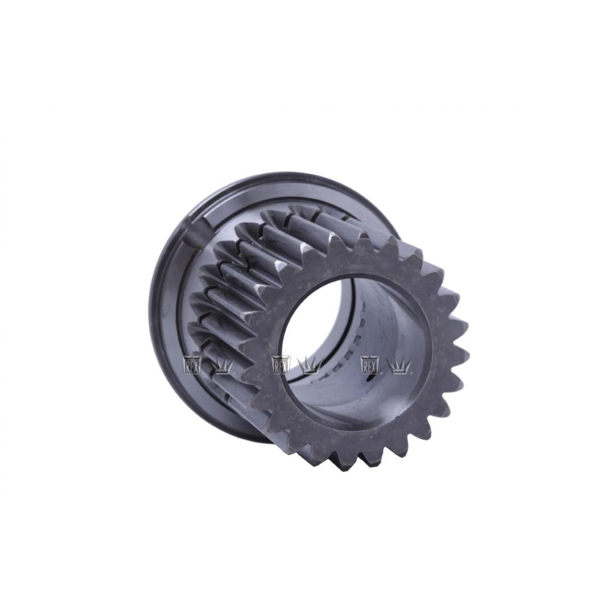 Engrenagem solar 24 dentes caixa cambio ZF - 16S-1650