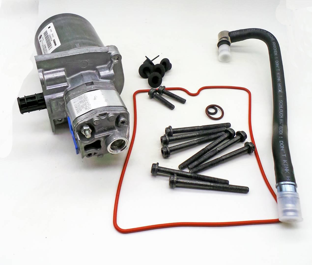 Jogo de reparo motor + bomba caixa de cambio automatizada - AMT ZF