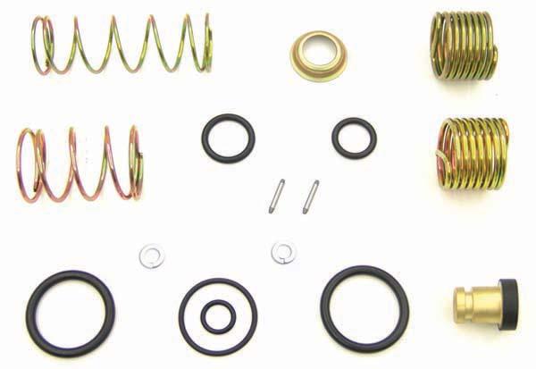Jogo de reparo válvula manetim (2 saídas) VW/Scania/Volvo/MBB