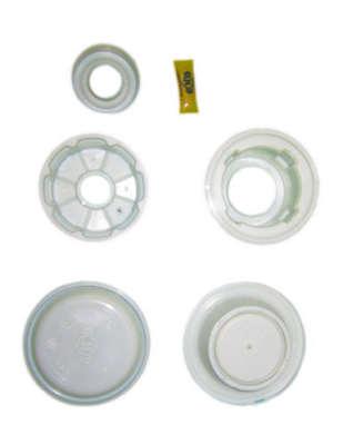 Kit componentes embolo AC596A  - Dinatec Pecas e Servicos