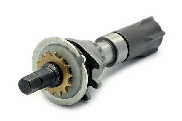 Mecanismo de ajuste principal da pinça de freio sb6 / sb7 / sn6 / sn 7