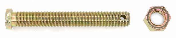 Parafuso desatuador spring brake tipo bendix