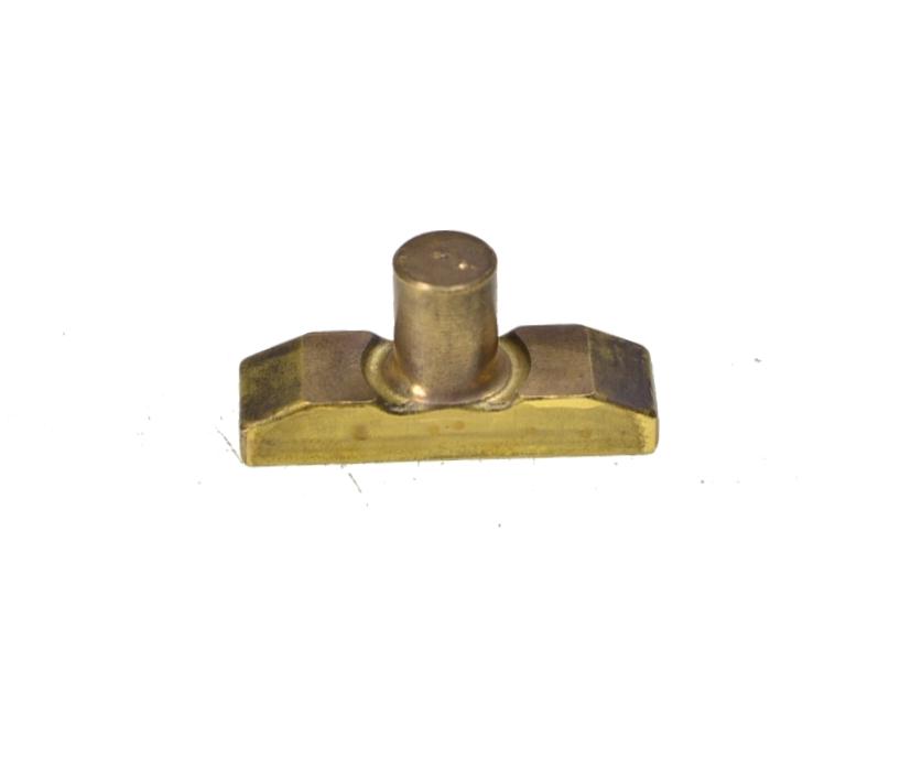 Pastilha deslizante do garfo caixa cambio ZF S5-680