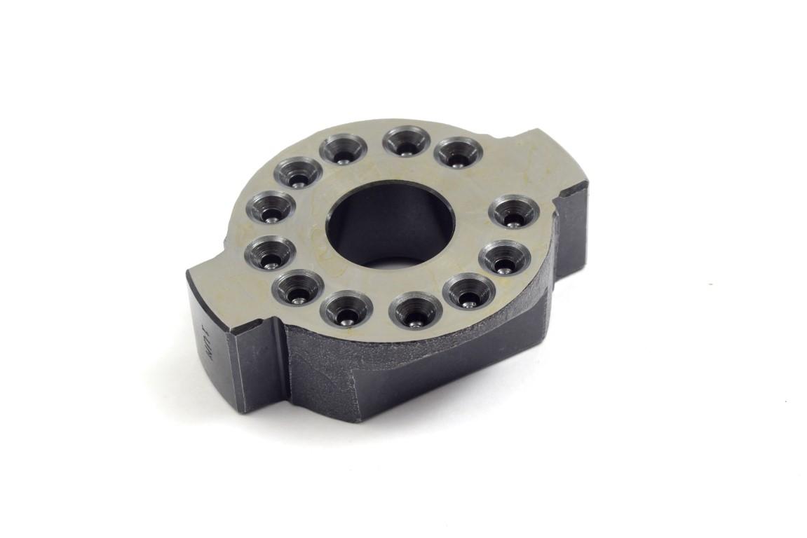 Placa de bloqueio para 8 pinos caixa cambio ZF  - Dinatec Pecas e Servicos