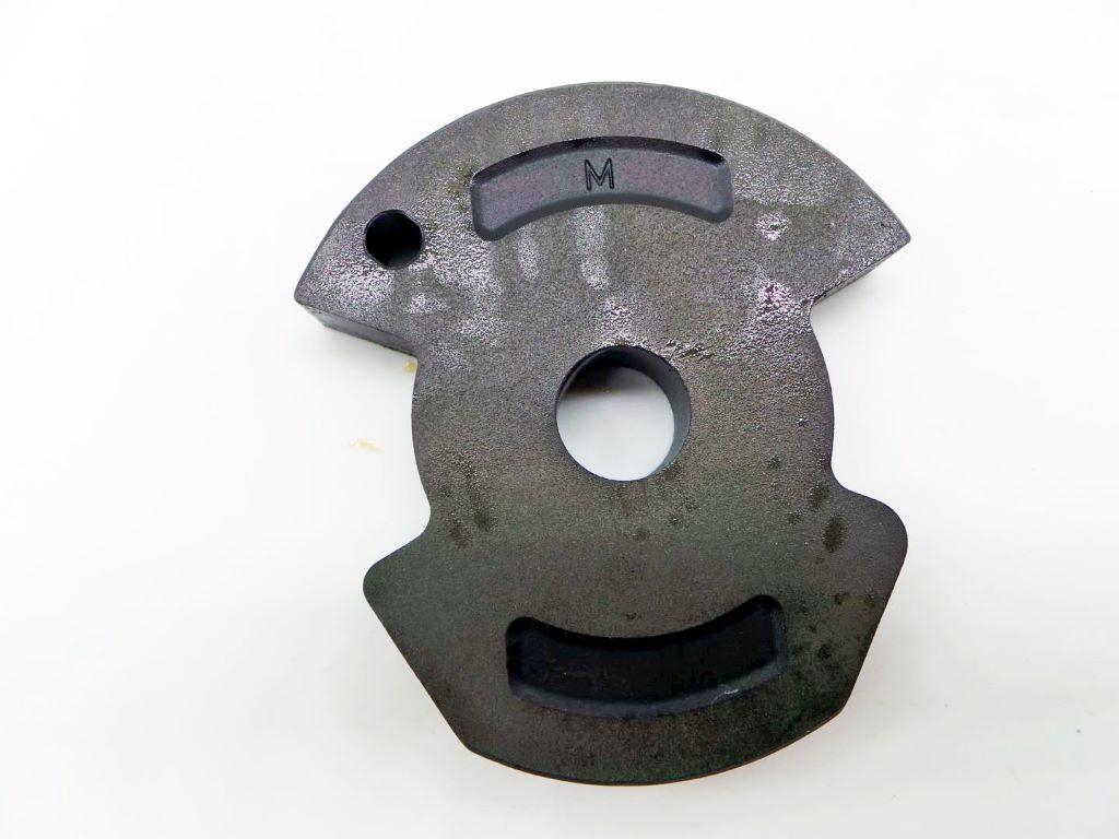 Placa de encosto bomba hidraulica