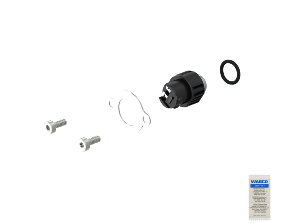 Sensor de distancia cambio automatizado - AMT ZF