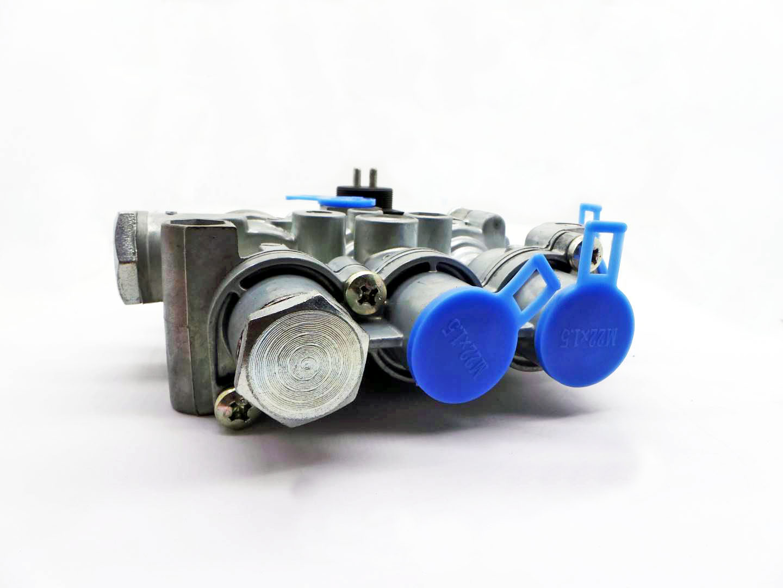Valvula solenoide (ecas) 24p controle eletronico do ar