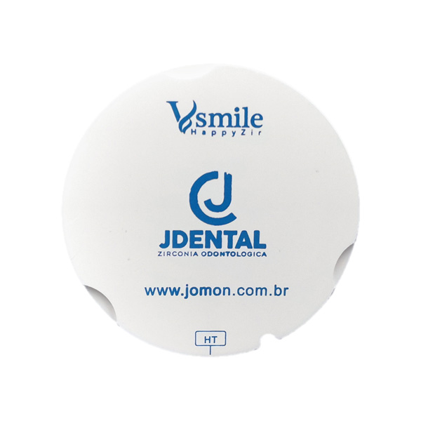 Bloco de Zirconia Zirkonzahn Super Translucidez (ST) 10 mm