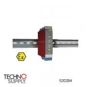 Isolador de pulso 5202B4 - PR ELECTRONICS