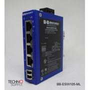 Switch Ethernet Industrial Ultracompacto Esw105-ml  B&b