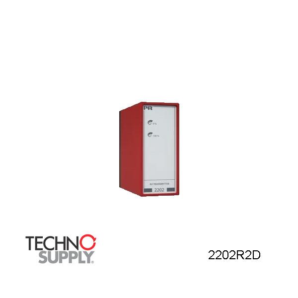 Amplificador isolador 2202R2D - PR ELECTRONICS