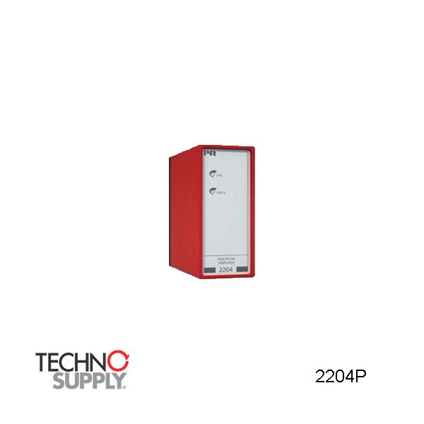 Amplificador de isolamento 2204P - PR ELECTRONICS