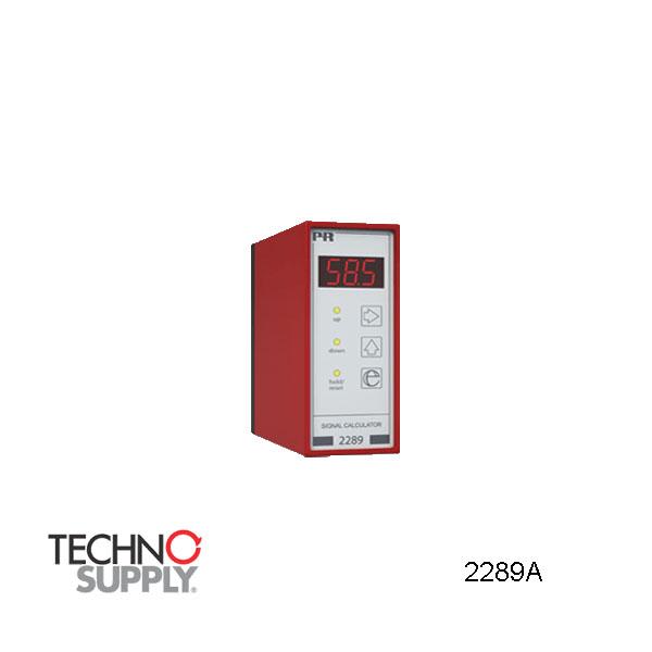 Calculadora De Sinal 2289a - Pr Electronics