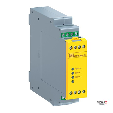 Controle Parada Emergência WEG CPLS-D301 12526241